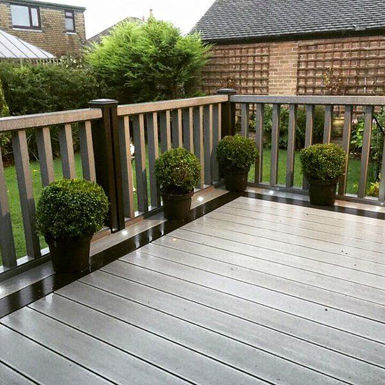 Composite Decking - LS Composite Decking Company